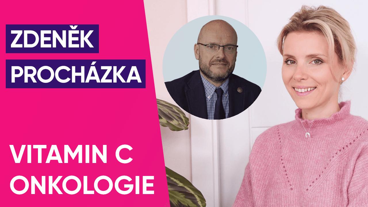 #29: PharmDr. Zdeněk Procházka o vitaminu C při onkologické léčbě